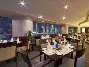 Al Manzel Hotel Apartments Abu Dhabi - Restaurant