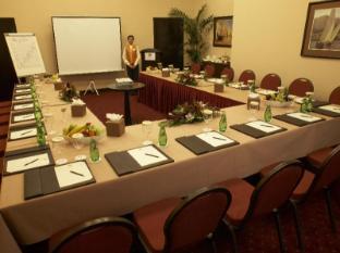 Al Manzel Hotel Apartments Abu Dhabi - Meeting Room