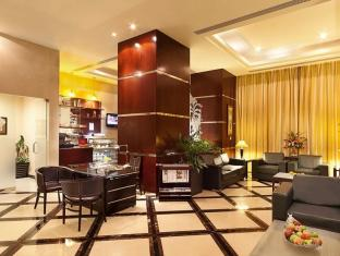 Al Manzel Hotel Apartments Abu Dhabi - Lobby