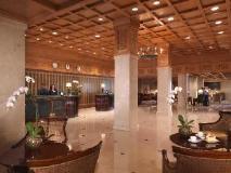 Radisson Blu Hotel Dubai Deira Creek: lobby