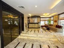 Xclusive Hotel Apartments: reception