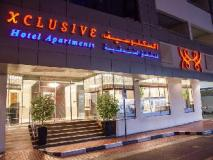 Xclusive Hotel Apartments: entrance