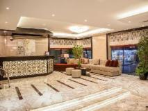 Xclusive Hotel Apartments: lobby