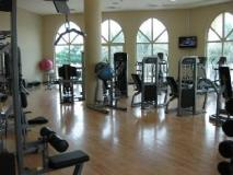 Royal Club Palm Jumeirah Managed by B&G Hotels & Resorts: fitness room