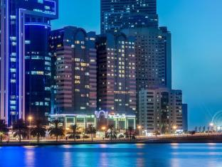 Golden Tulip Hotel Apartments Sharjah - Front Sid