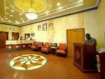 Emirates Stars Hotel Apartments Sharjah: reception