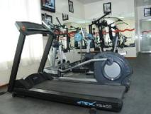Lords Hotel Sharjah: fitness room