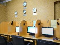 Al Seef Hotel: business center