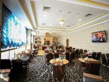 Al Seef Hotel: restaurant