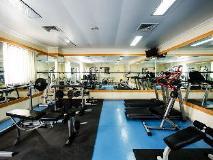 Al Seef Hotel: fitness room
