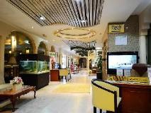 Al Seef Hotel: lobby