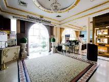 Al Seef Hotel: entrance