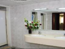 Al Hayat Hotel Apartments: bathroom
