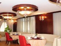 Al Hayat Hotel Apartments: restaurant