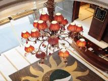Al Hayat Hotel Apartments: reception