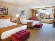 Soba Indigo, 2 zakonski postelji - za nekadilce