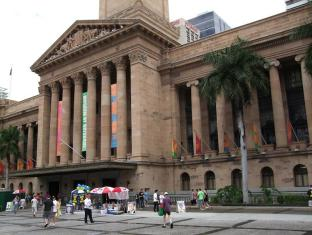iStay River City Brisbane - King George Square - only a short walk away