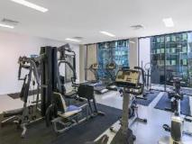 iStay River City: fitness room