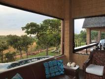 South Africa Hotel Accommodation Cheap | lodge lounge area
