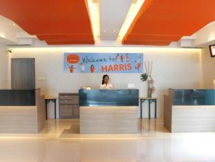HARRIS Hotel & Residences Riverview Kuta Bali - Reception Desk