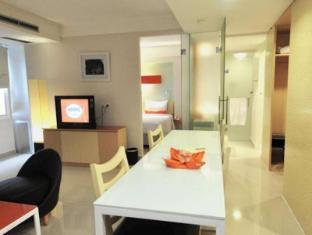 HARRIS Hotel & Residences Riverview Kuta Bali - Guest Room