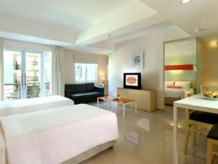HARRIS Hotel & Residences Riverview Kuta Bali - Guest Room