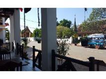The View Pavilion Hotel: restaurant