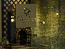 City Inn Vientiane Hotel: entrance