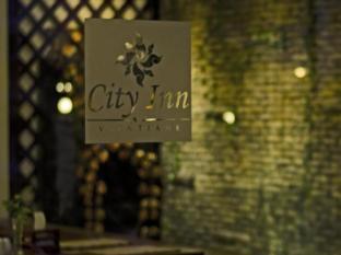 City Inn Vientiane Hotel Vientiane - Ingresso