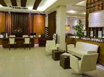 City Inn Vientiane Hotel: lobby