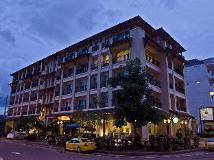 City Inn Vientiane Hotel: exterior