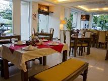 City Inn Vientiane Hotel: restaurant