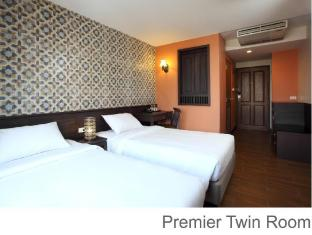 Rambuttri Village Hotel Bangkok - Guest Room