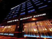 Hotel Eight Zone: entrance