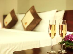 Sanouva Saigon Hotel Kota Ho Chi Minh - Kamar Tidur