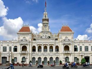 Sanouva Saigon Hotel Kota Ho Chi Minh - Sekeliling