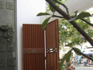 Aqua Boutique Guesthouse Phnom Penh - Entrance