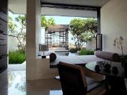 Villa avec 1 chambre