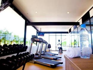 Aya Boutique Hotel Pattaya Pattaya - Fitness Room