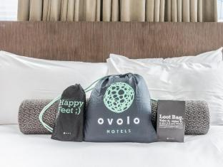 Ovolo Central Hong Kong - Hotellihuone
