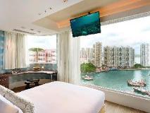 Hong Kong Hotels Booking Cheap | corner sea view suite