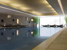 Hong Kong SkyCity Marriott Hotel: swimming pool