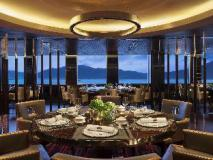 Hong Kong SkyCity Marriott Hotel: restaurant