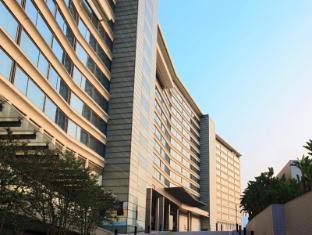 Hong Kong SkyCity Marriott Hotel Хонконг - Фасада на хотела