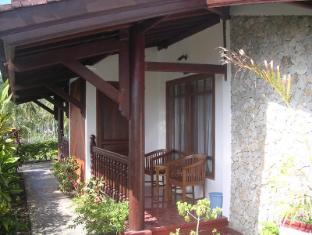 Bukit Senggigi Hotel Lombok - Balkon/Teras