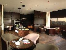 Empire Hotel Causeway Bay: executive lounge