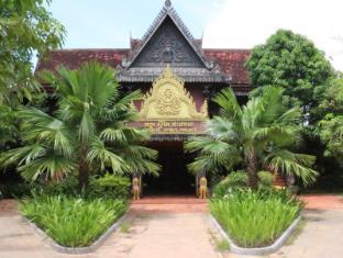 Angkor Spirit Palace Hotel Siem Reap - Hotel entrance