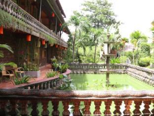 Angkor Spirit Palace Hotel Siem Reap - Garden