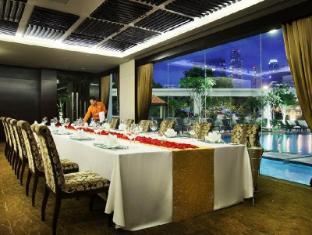 Park Hotel Clarke Quay Singapore - Dinner Set Up