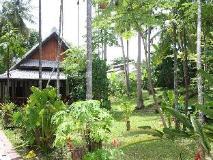 Villa Chitdara: garden